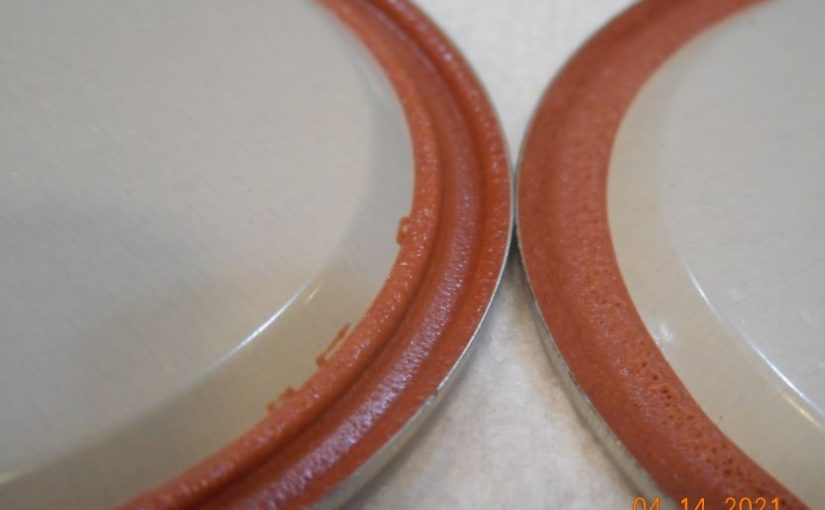 Post #G21-009:  Canning lid shortage revisited.